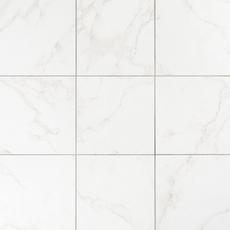Carrara Polished Porcelain Tile