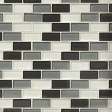 Dominica Brick Glass Mosaic