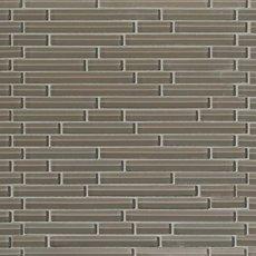 Wool Linear Glass Mosaic