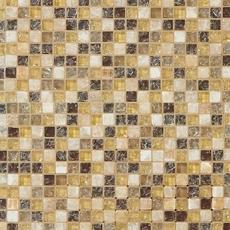 Mediterranean Glass and Stone Mosaic