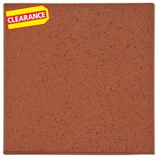 Clearance! Spanish Red Abrasive Quarry Tile