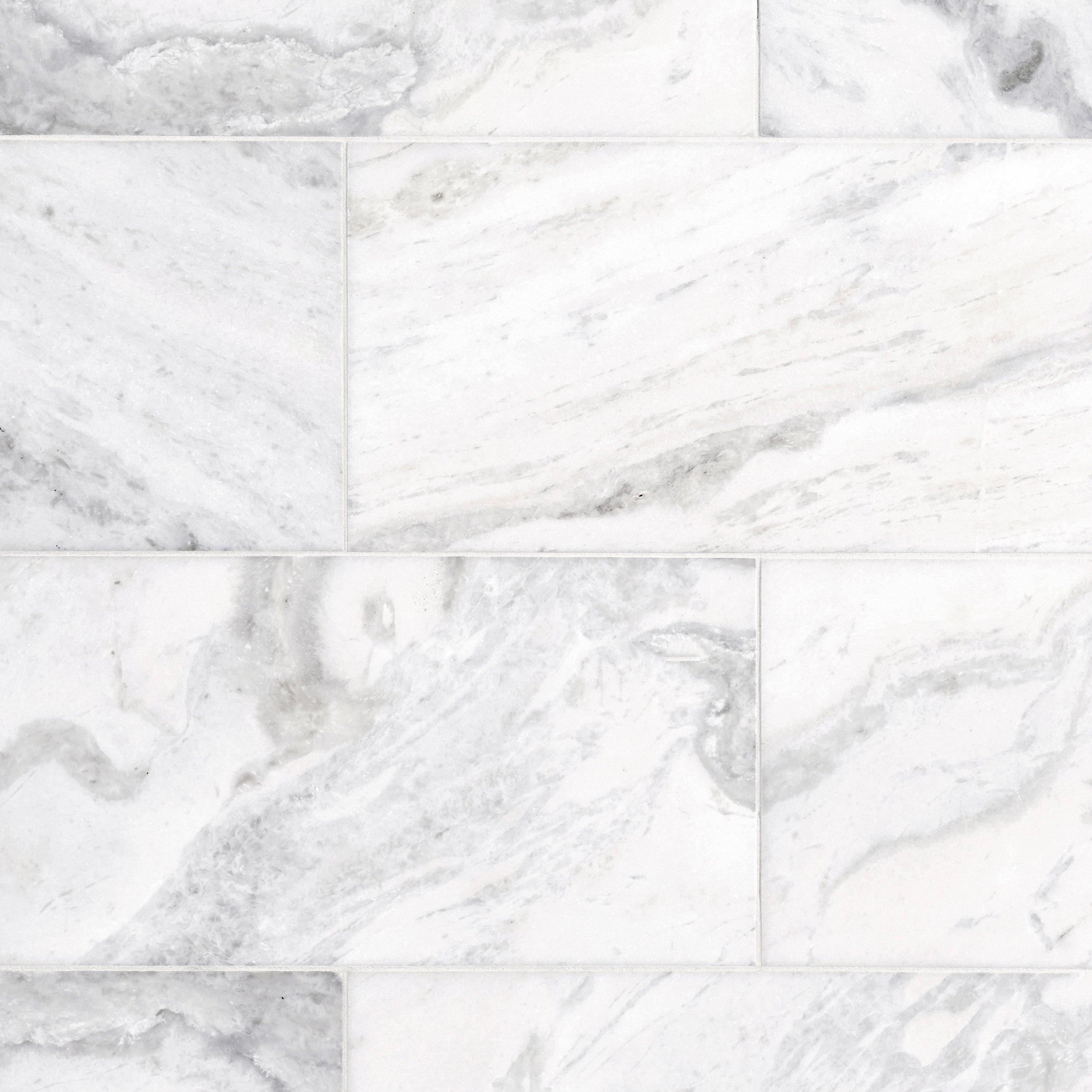 sahara carrara marble tile - White Carrara Marble
