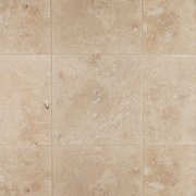 Antique Catania Honed Travertine Tile