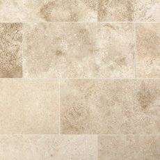 Karina Wavy Travertine Tile