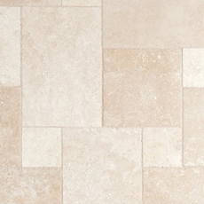 Savona Ivory Travertine Tile
