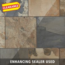 Clearance! Autumn Slate Tile