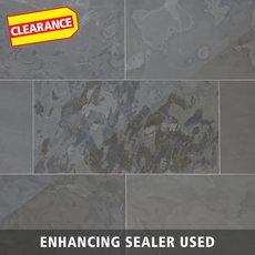 Clearance! Samba Gray Slate Tile
