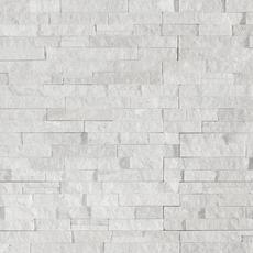 Glacier Split Face Quartzite Panel Ledger