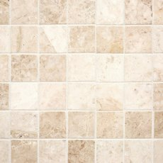 Cappuccino Beige Marble Mosaic