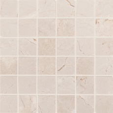 Crema Marfil Marble Mosaic