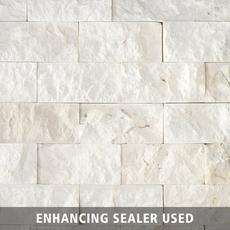 Pearl Brick Travertine Mosaic