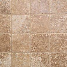 Noce Tumbled Travertine Tile