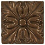 Metallic Bronze Resin Decorative Insert