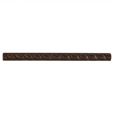 Metallic Rust Resin Decorative Pencil