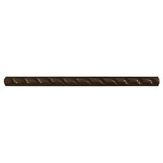 Metallic Bronze Resin Decorative Pencil