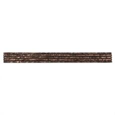 Metallic Bronze Decorative Liner