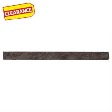 Clearance! Metallic Rust Decorative Liner