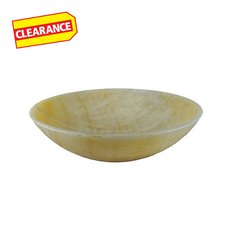 Clearance! Onyx Pineapple Marble Sink