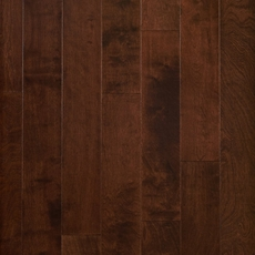Mocha Birch Smooth Engineered Hardwood