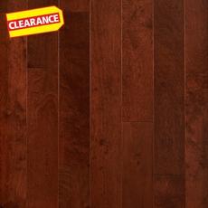 Clearance! Cherry Birch Smooth Engineered Hardwood