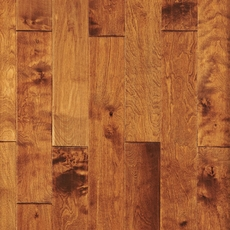 Harvest Birch Hand Scraped Locking Engineered Hardwood