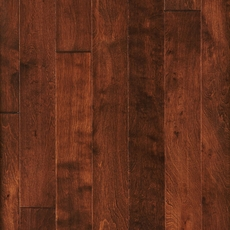 Cinnamon Birch Hand Scraped Locking Engineered Hardwood