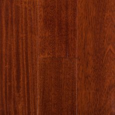 Natural Brazilian Cherry Smooth Engineered Hardwood