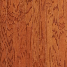 Gunstock Oak Smooth Engineered Hardwood