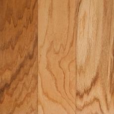 Natural Rustic Oak Smooth Engineered Hardwood