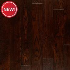 New! Tuscany Oak Wire Brushed Locking Solid Hardwood