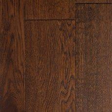 Caramel Oak Wire Brushed Locking Solid Hardwood
