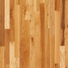 Natural Oak Smooth Solid Hardwood