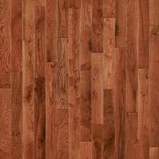 Butterscotch Oak Smooth Solid Hardwood