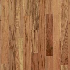 Rustic Natural Oak Smooth Solid Hardwood