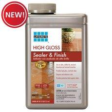 New! Laticrete High Gloss Sealer and Finish