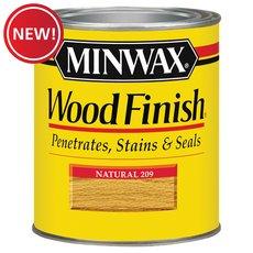 New! Minwax Colonial Maple Wood Finish