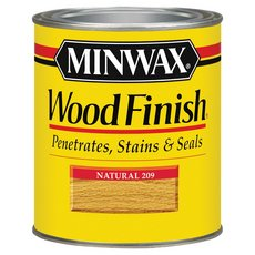 Minwax Colonial Maple Wood Finish
