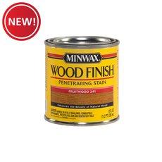 New! Minwax Fruitwood Wood Stain