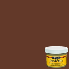 Minwax Red Mahogany Wood Putty