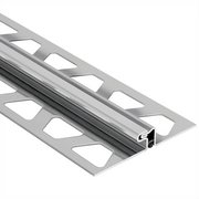 Schluter Dilex-Edp T/G Movement Trim 11/32in. Stainless Steel