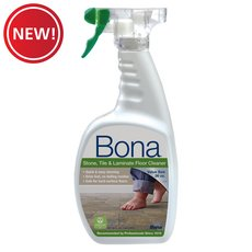 New! Bona Stone Tile and Laminate Floor Cleaner