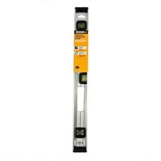 Johnson Aluminum I-Beam Level with Ruled Edge