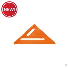 New! Johnson Structo-Cast Rafter Angle Square