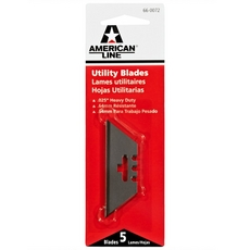 American Line Heavy Duty 3-Notch Utility Blade