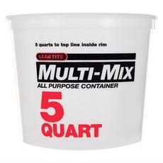 Leaktite Multi-Mix All Purpose Container