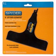 Spyder Scraper 6in. Power Scraper
