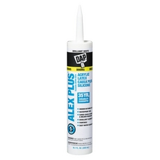 Dap White Alex Plus Caulk