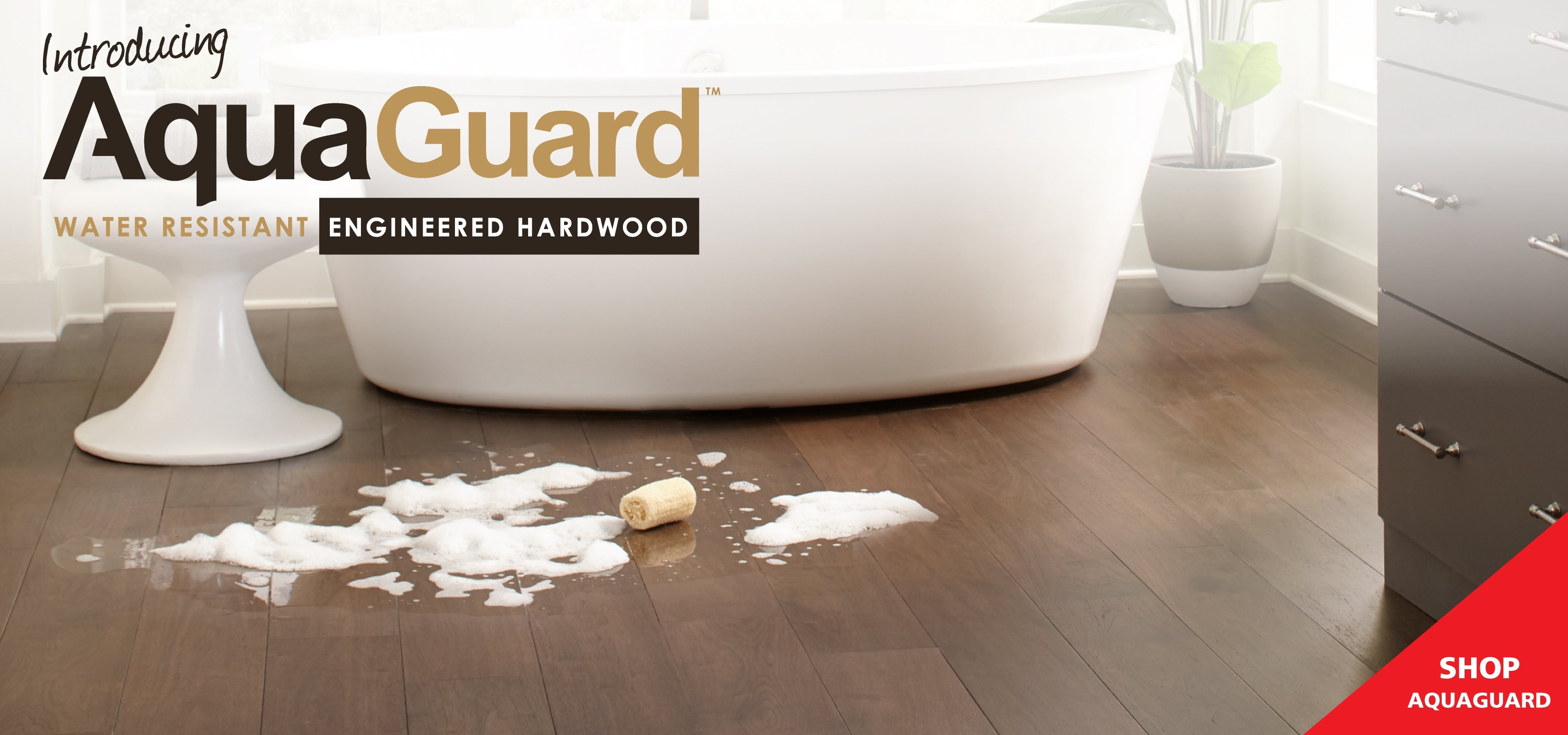 Aquaguard Water Resistant Wood