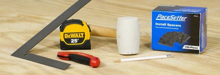 Laminate Installation Tools