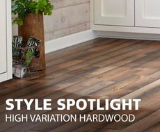 High Variation Hardwood